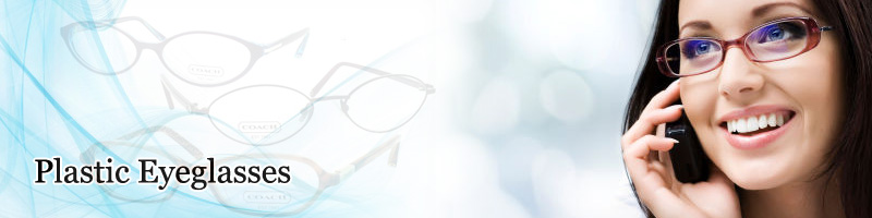 Plastic Eyeglasses available at Eyeglassdirect.com
